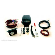 (Single Gauge Inboard Compressor Kit) Light Duty