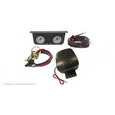 (Dual Gauge Inboard Compressor Kit) Light Duty